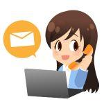 STEP1 お電話orメール